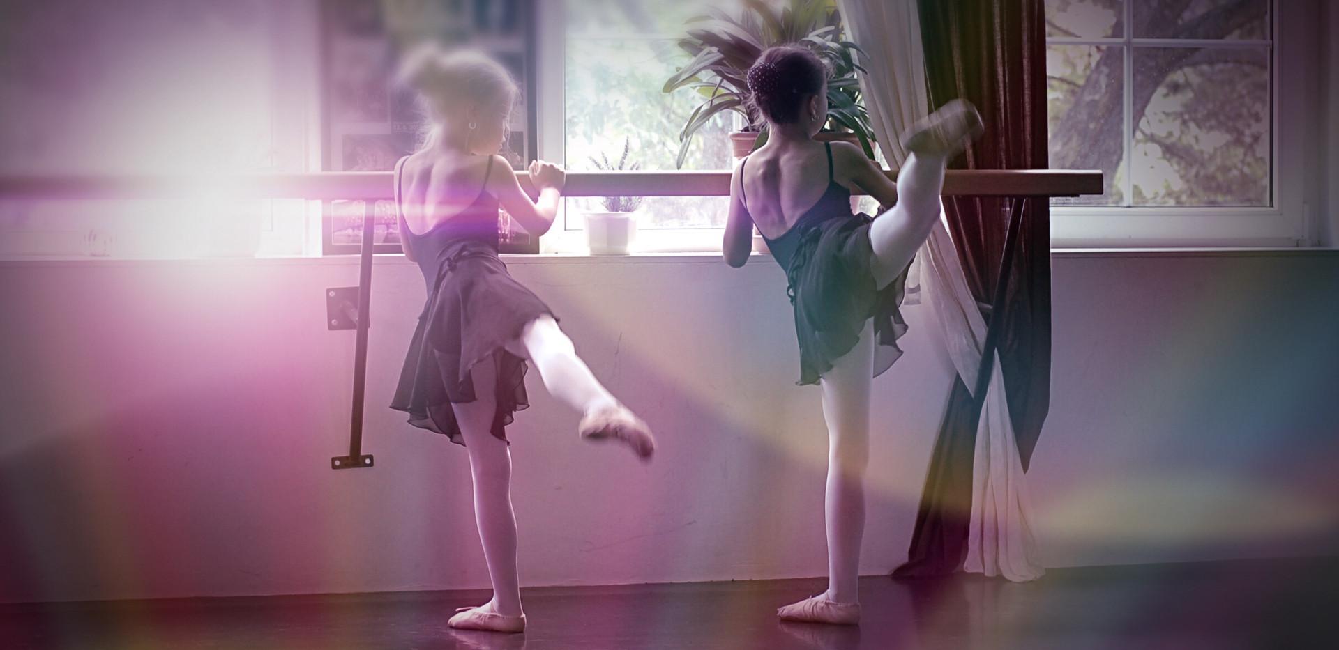 Baletní příprava