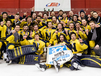 Congratulations to Chris Lijdsman and the OOKS on winning the ACAC Championship