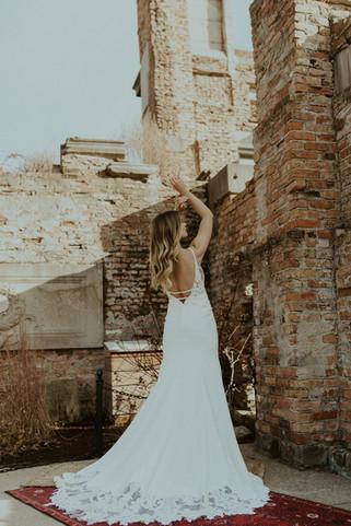 Simple Wedding Dresses | Bridal Galleria of Texas | San Antonio Bridal Shop