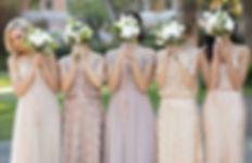 Bridesmaids at Bridal Galleria of Texas, San Antonio