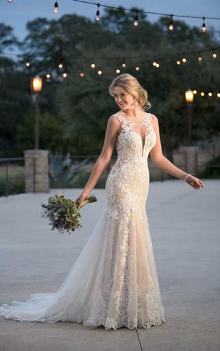 Lace Wedding Dresses | Bridal Galleria of Texas | San Antonio Bridal Shop