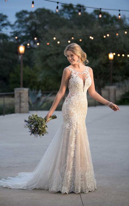 Essense of Australia at Bridal Galleria of Texas | San Antonio Wedding Dresses