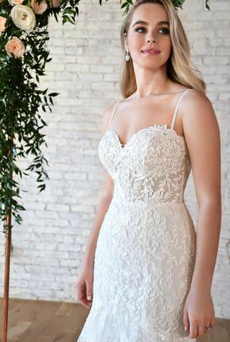 Mermaid Wedding Dresses   Bridal Galleria of Texas   San Antonio Bridal Shop