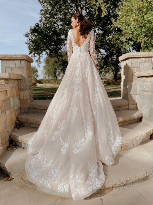 Long Sleeve Wedding Dresses | Bridal Galleria of Texas | San Antonio Bridal Shop