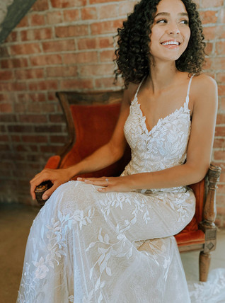 Sheath Wedding Dresses | Bridal Galleria of Texas | San Antonio Bridal Shop