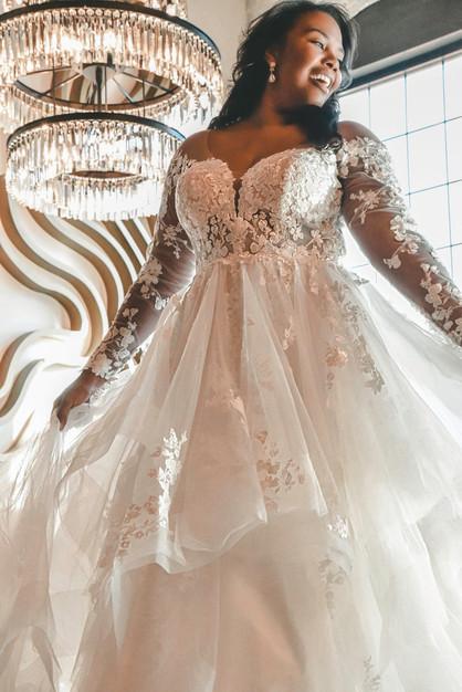 Plus Size Wedding Dresses   San Antonio