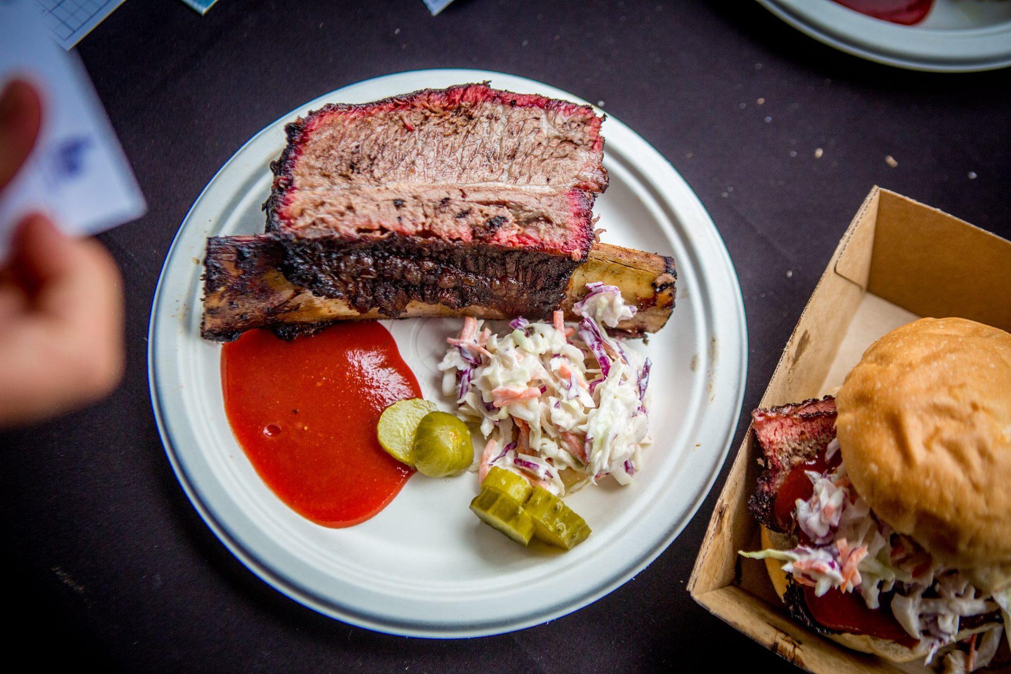 Jumbo Beef Rib Plate
