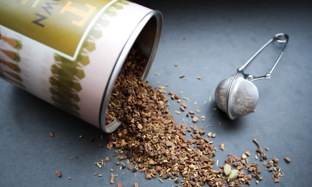 T Town spicy herbal tea