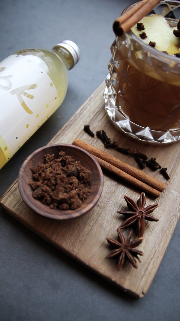 Spices for Læsk mulled kombucha gløgg