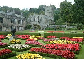 Lanhydrock Gardens