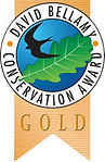 david bellamy gold awarded park