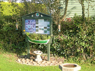 david bellamy information board