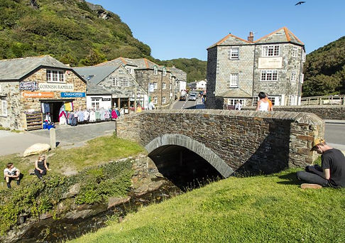 North Cornwall - Boscastle - 15 August 2