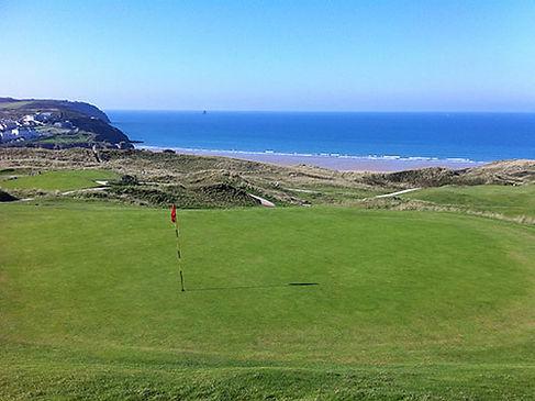 looe golf | fowey | polruan holidays