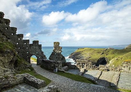 Tintagel Castle - Matthew Jessop - 01 Ju