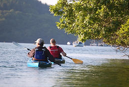 kayak in fowey
