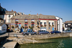 The Lugger Inn Polruan