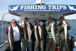 fishing trips in fowey