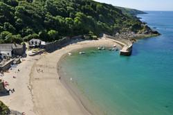 polkerris beach