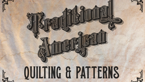 Antique Quilt Patterns: History of Quilting in America