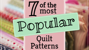 Quilting History: The Most Popular American Quilt Patterns