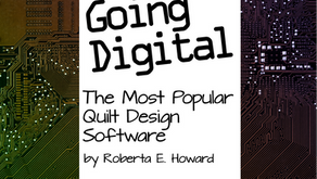 Going Digital: Comparing the Most Popular Quilt Design Software