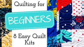 Beginner Quilt Patterns: 8 Easy Quilt Patterns to Get You Started