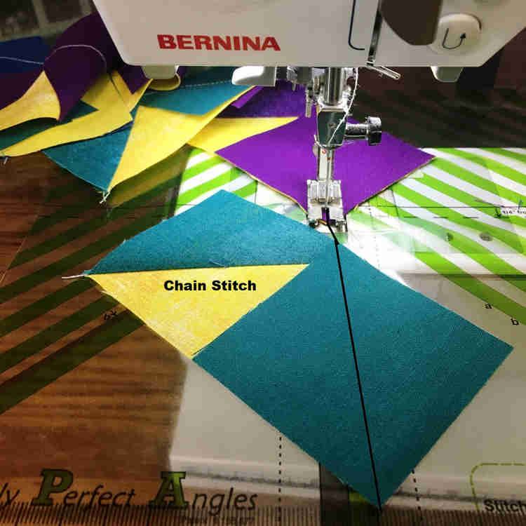 chain stitching next steps in action