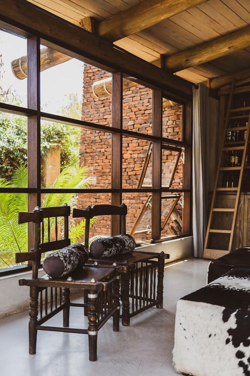 Makumu Lodge - Zuid Afrika