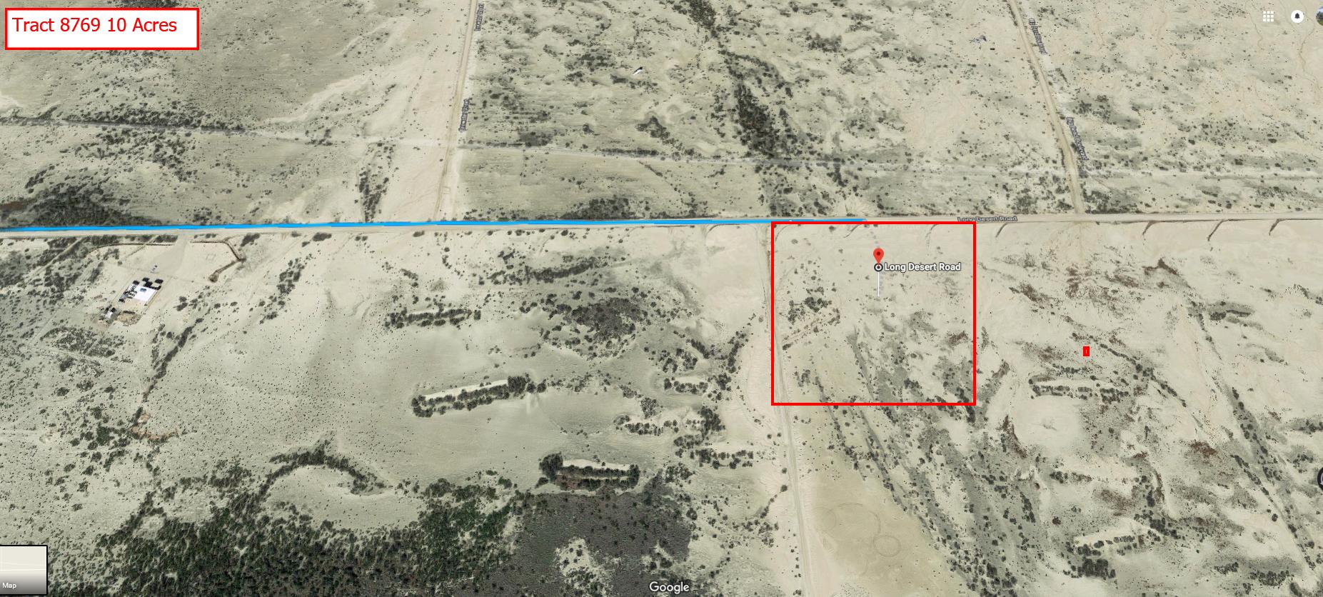 Tract 8769 terrain