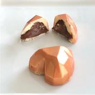 Coração de Nutella