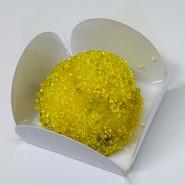 Doce de gemas com pistache