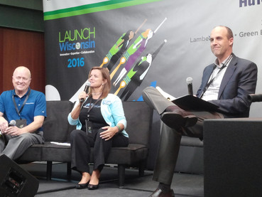 ETI Participates in Launch WI Start-up Panel Discussion on Water and Energy