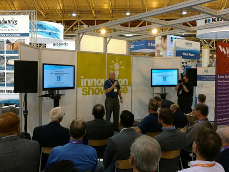 ETI Pitches Biogas Innovation at WEFTEC in New Orleans