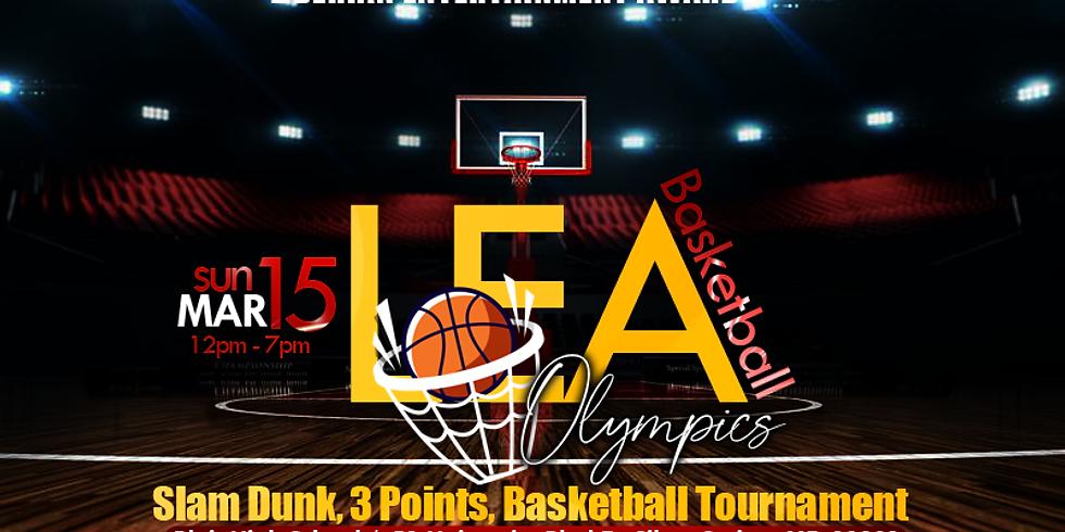 LEA 2020 Basketball Olympics