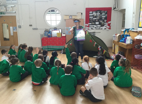 Year 3 Continents workshop