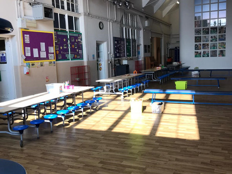 Extended Provision Team look forward to welcoming pupils back!