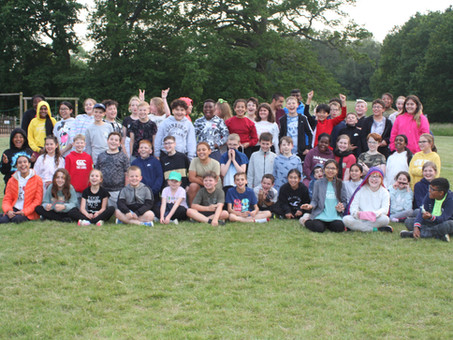 Year 6 go to Sayers Croft