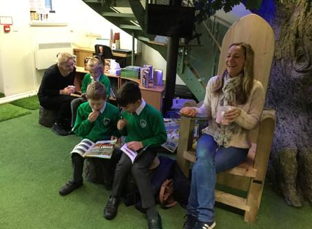 Reading Cafes (part 1)