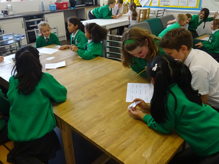 Our first School Council meeting
