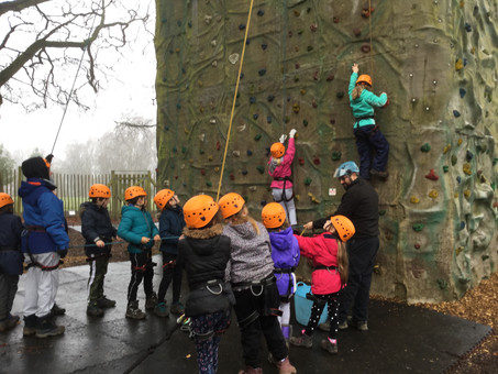 Year 4 trip to High Ashurst