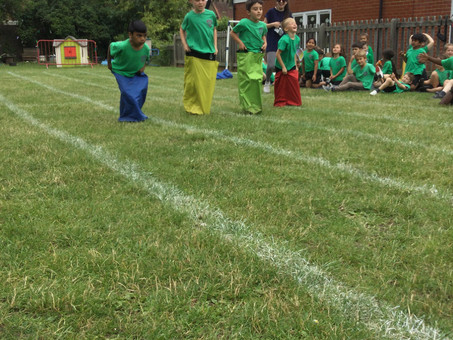 Early Years Sports Day!