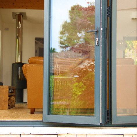 Anthracite Bifolds