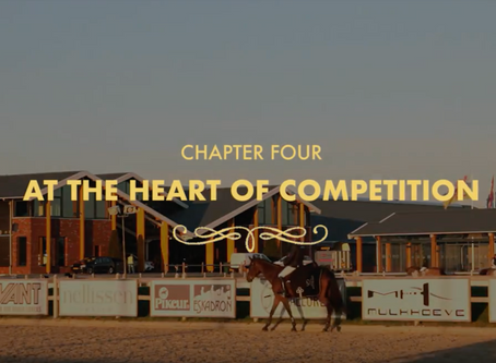 "Sorensen Stables Releases Chapter Four of ""Bridging the Transatlantic Gap"" 5-Part Video Series"