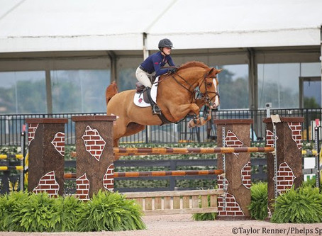 Sorensen Stables and Halie Robinson Partner to Connect North American Riding with European Talent