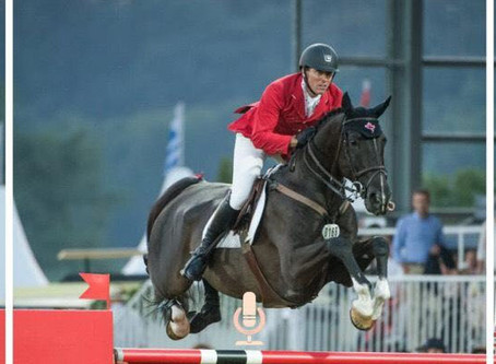 Listen to Chris Sorensen Featured on The Equestrian Podcast with Bethany Lee