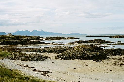 Camusdarach Beach, Scotland 2019.