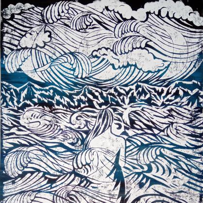 Pohjoinen meri / North Sea