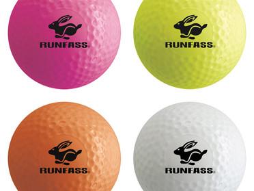 大好評! 新感触ボール・ソフトディンプル75mm