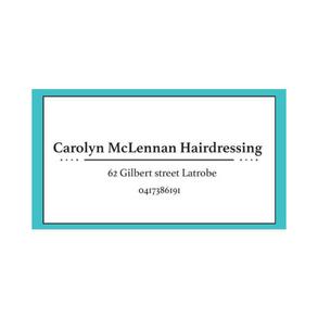 Carolyn McLennan Hairdresser